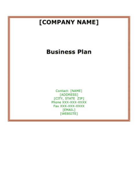 Executive Summary - Business Plan Help & Small Business